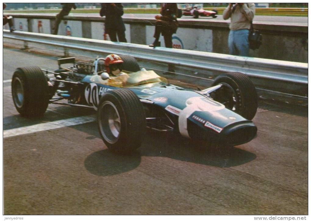 MONZA , Autodromo , Gran Premio D´ Italia F 1   ,  1968  , Lotus  Ford  F 1  * - Monza