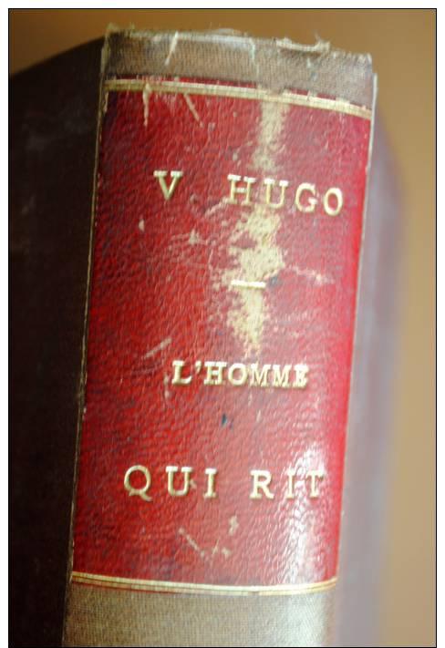 Page Livre Ancien Livre Ancien Victor Hugo Les