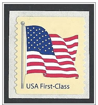 U.S. 2007. Scott.N°4135. MNH (**) FLAG FIRST-CLASS. Serpentine Die Cut 11 Vert. - Neufs
