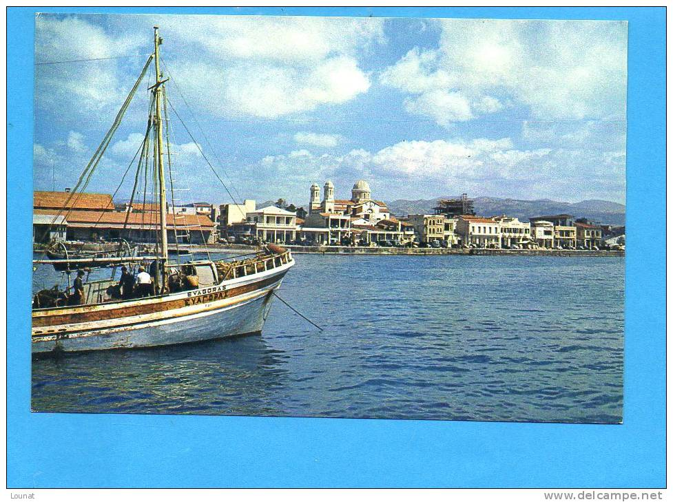 LIMASSOL - Sea Front - The Second Largest Town Of Cyprus And Centre Of The Wine Industry  - CYPRUS - Chypre