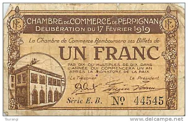 Fev13 122 : Perpignan - Chamber Of Commerce
