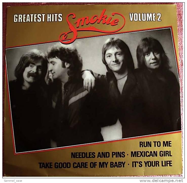 LP Vinyl  -  Smokie  - Greatest Hits Volume 2  -  Von EMI Electrola  -  Nr. 1C 074-64051  -  Von 1980 - Disco, Pop