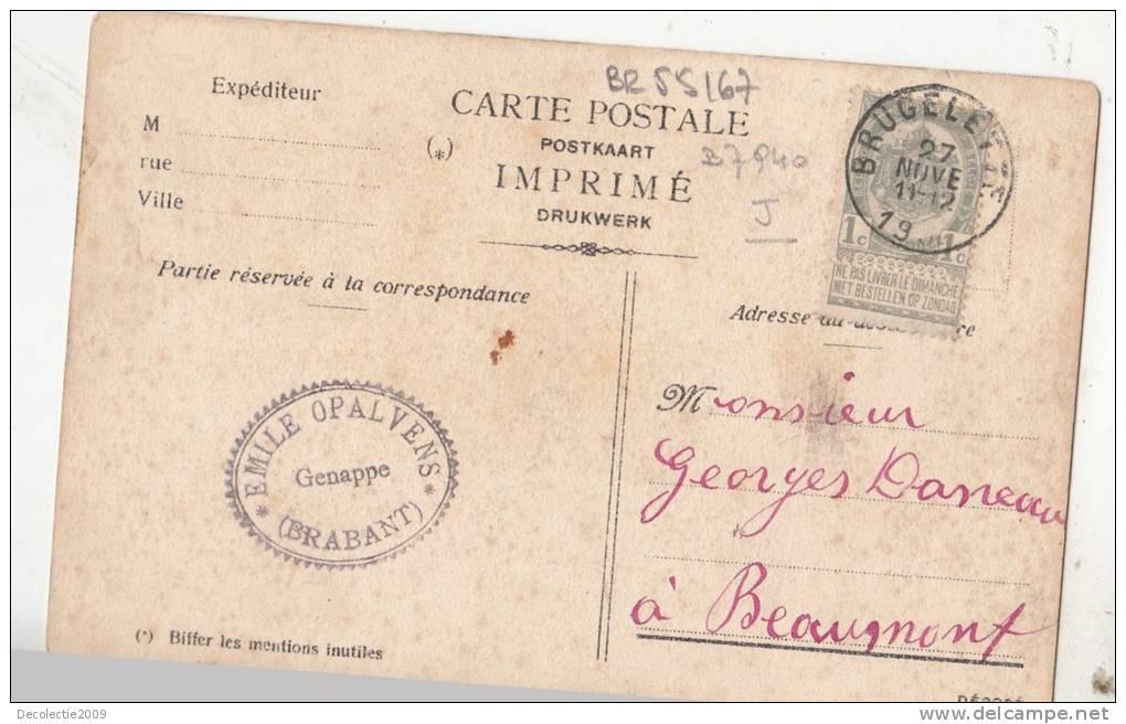 BR55167 Chapelle Ecole Normale Et Pensionnat Brugglette   2 Scans - Brugelette