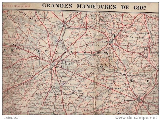 Grandes Manoeuvres  1897 - Kaarten