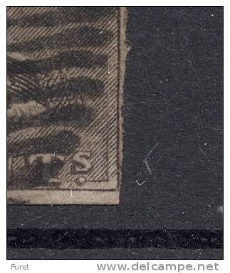 N° 1 Margé - 1849 Epaulettes