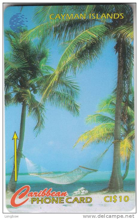 CAYMAN ISLANDS-163C- HEAD OF BAY - Isole Caiman