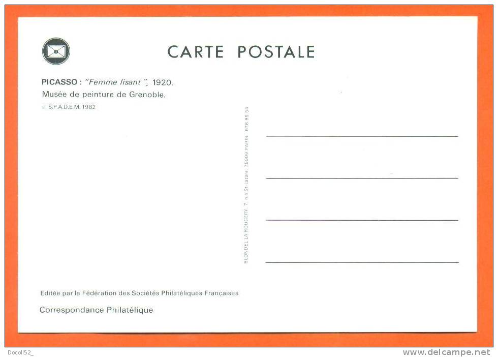 Dpt 52  Wassy Carte Maximum Journee Du Timbre 27/03/1982 - Wassy