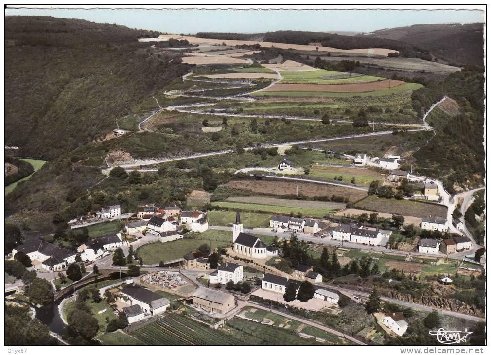 KAUTENBACH  (Grand Duché Du Luxembourg) Vue Du Village - Carte Grand Format Semi-moderne - Autres
