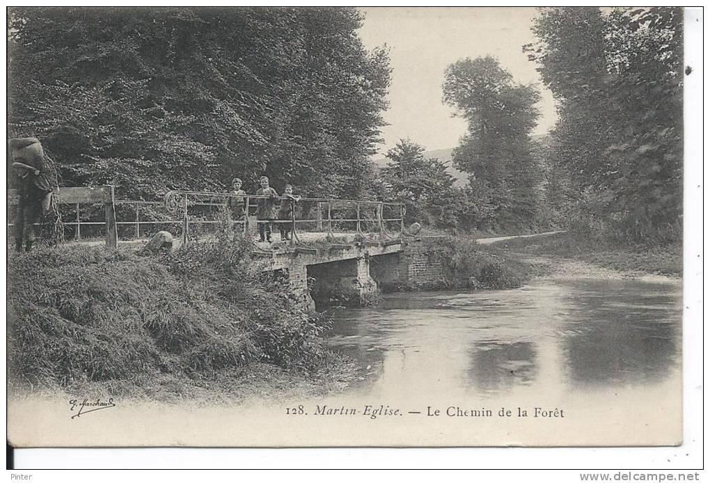 MARTIN EGLISE - Le Chemin De La Forêt - France