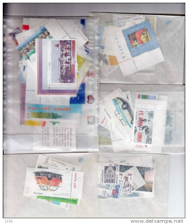 Lots & Kiloware (mixtures) - max. 999 stamps - Delcampe.de