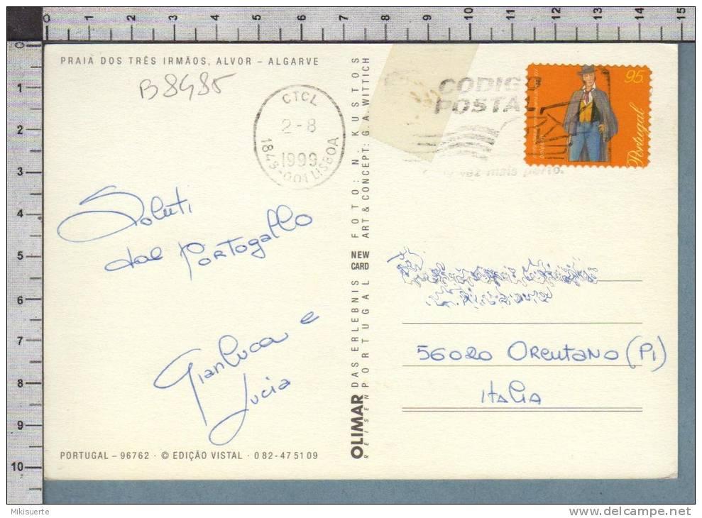 B8485 PORTUGAL Postal History 1999 - 1910 - ... Repubblica