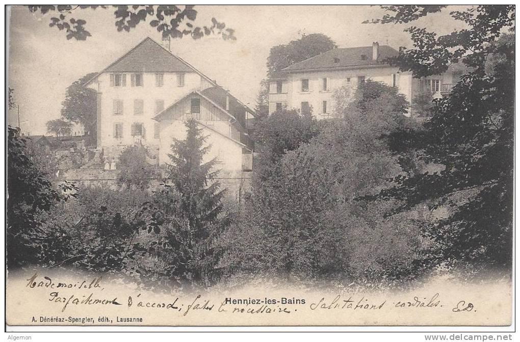 L1131 - Henniez-les-Bains - VD Vaud