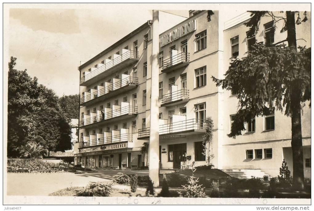 SLIAC (Slovaquie) Hotel Slovensko - Slovaquie