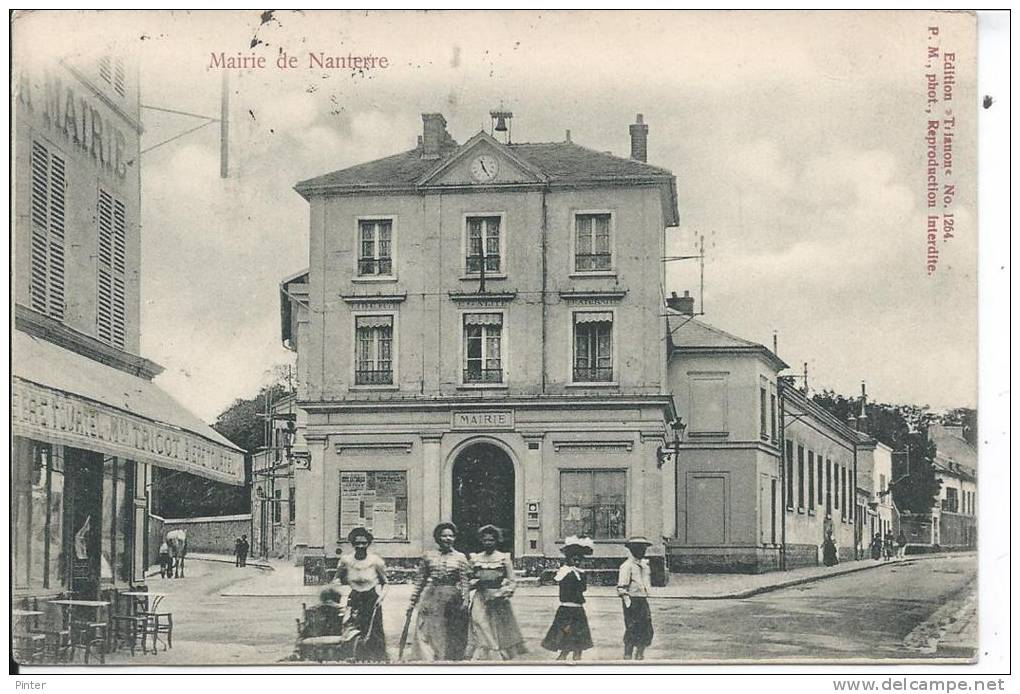 NANTERRE - Mairie - Nanterre