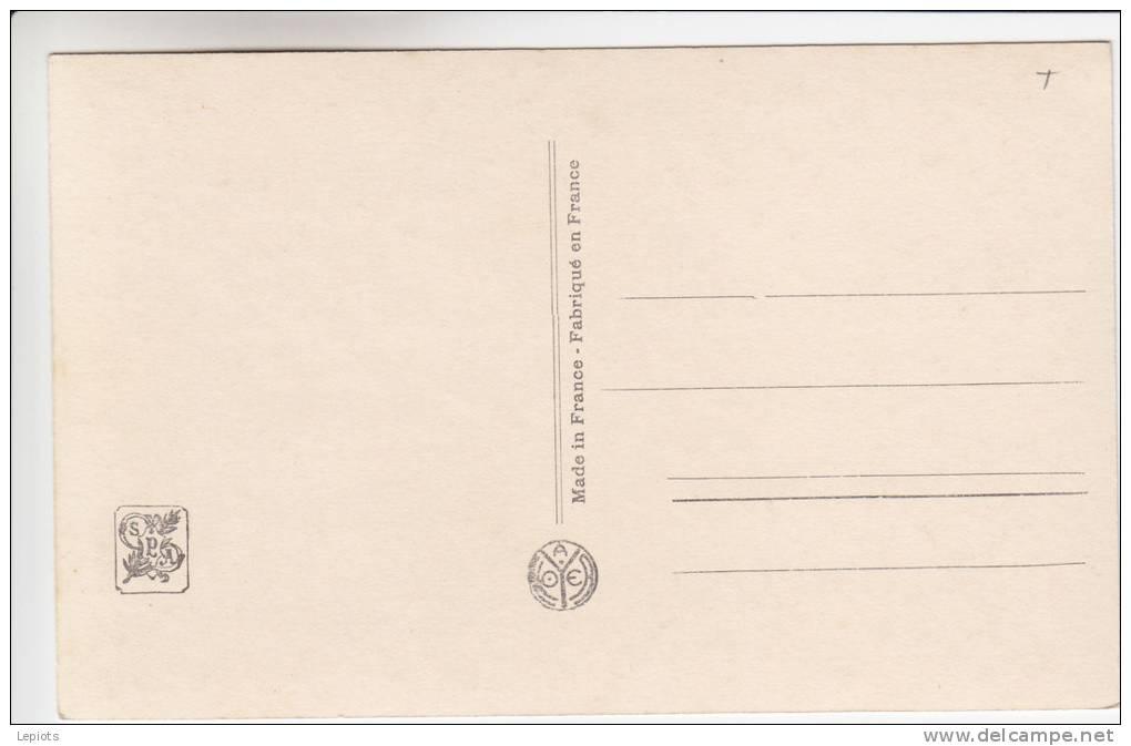 Très Peu Courante - 77 - La Maison De L'Eclusier Et L'Orvanne à Moret - Carte Dédicacée Par Le Peintre Albert Moullé - Moret Sur Loing
