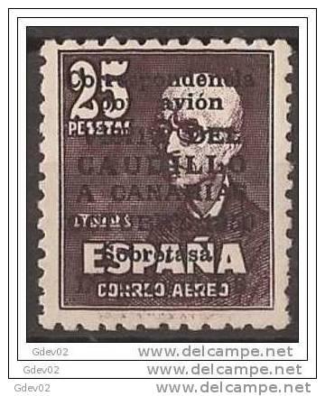 ES1090-L1518TC..Musico Manuel De Falla.VISITA A CANARIAS CON Nº DE CONTROL 1951.(Ed 1090**). Sin Charnela.MAGNIFICO - Sin Clasificación