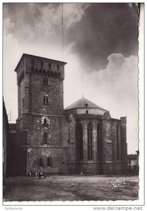 1404  La Chaise Dieu La Tour Clémantine. Refuge Des Moines Pendant Les Guerres De Religion - La Chaise Dieu