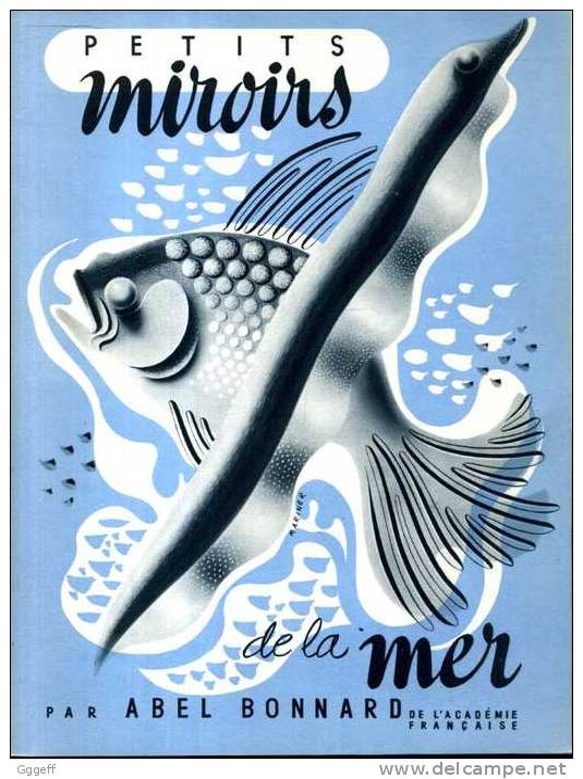 Emboitage La Mer Editions Laboratoires La Biomarine Farrere Vercel Painleve Savignon Bonnard Guierre - Bateau