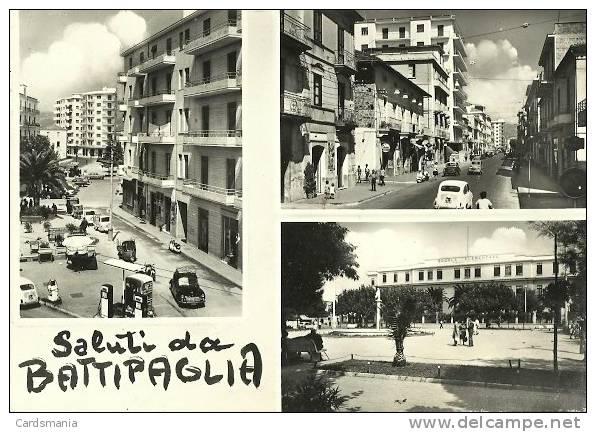 Battipaglia(Salerno)-Saluti-1964 - Battipaglia