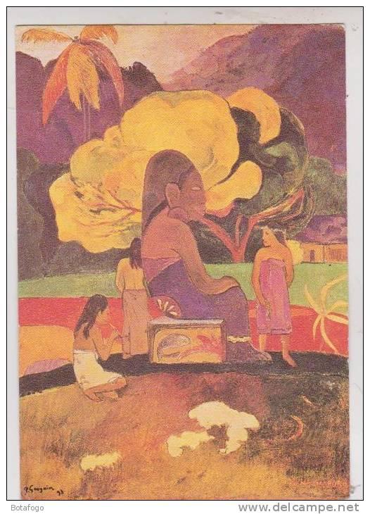 CPM PAUL GAUGUIN, HINA MARURU - Pintura & Cuadros