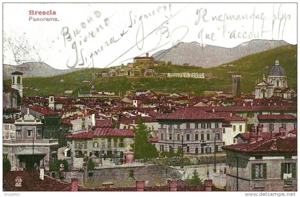 Brescia. Vue D'ensemble De Brescia. - Brescia
