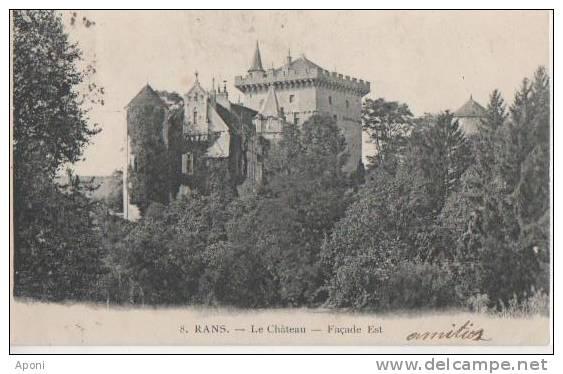RANS ( Le Chateau ) - Autres Communes