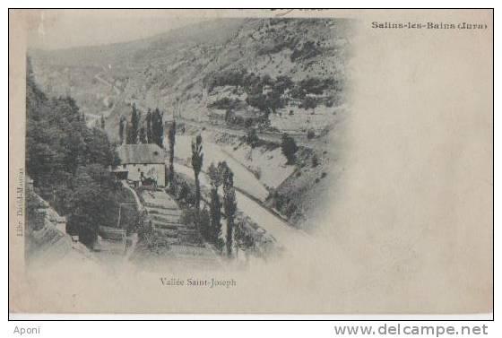 .SALINS LES BAINS (.vallee St Joseph) - Autres Communes