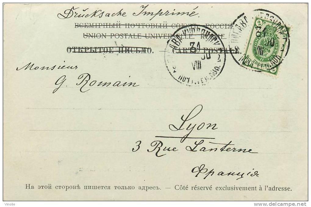 Réf : D-13-395 : Libau - Lettonie