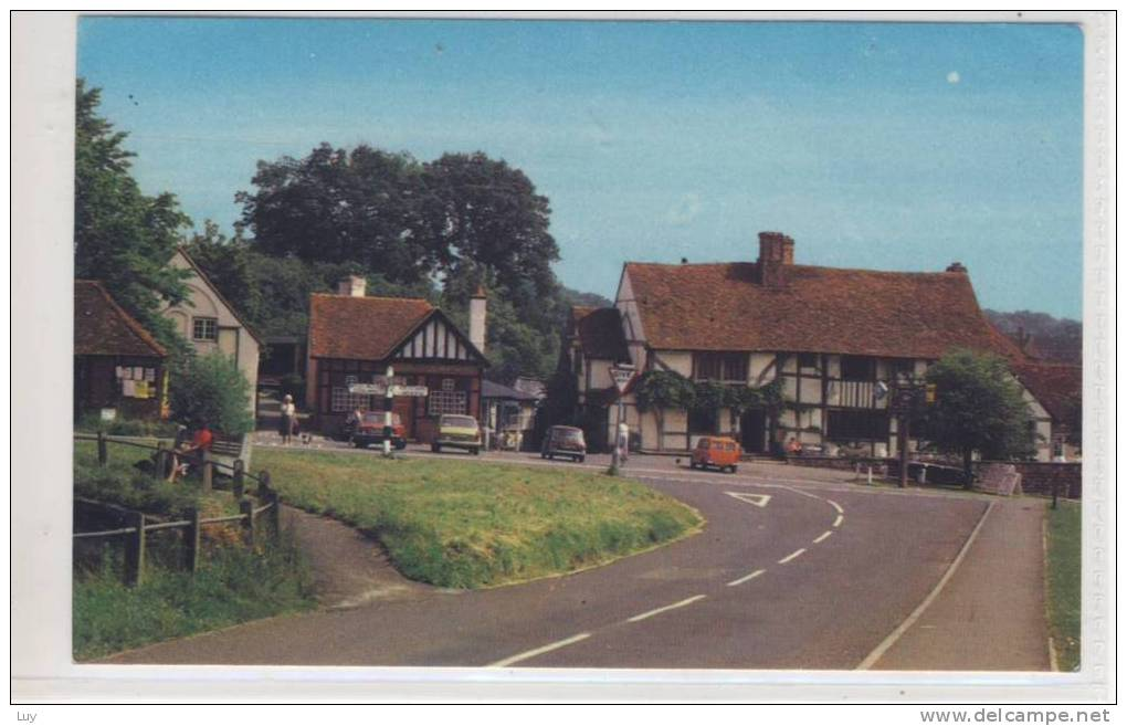 CHIDDINGFOLD - The Heart Of The Weald In The Waverley District Of Surrey - Surrey