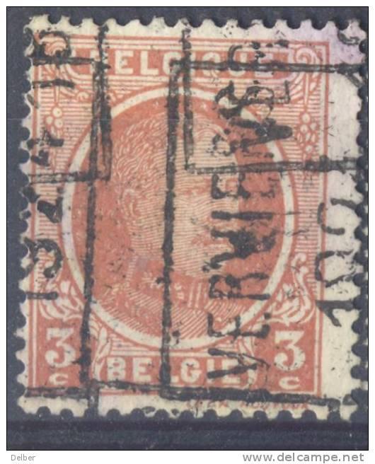 _Fd548: N° 3345 - A- VERVIERS 1924 : 5 Stempels. - Roller Precancels 1910-19