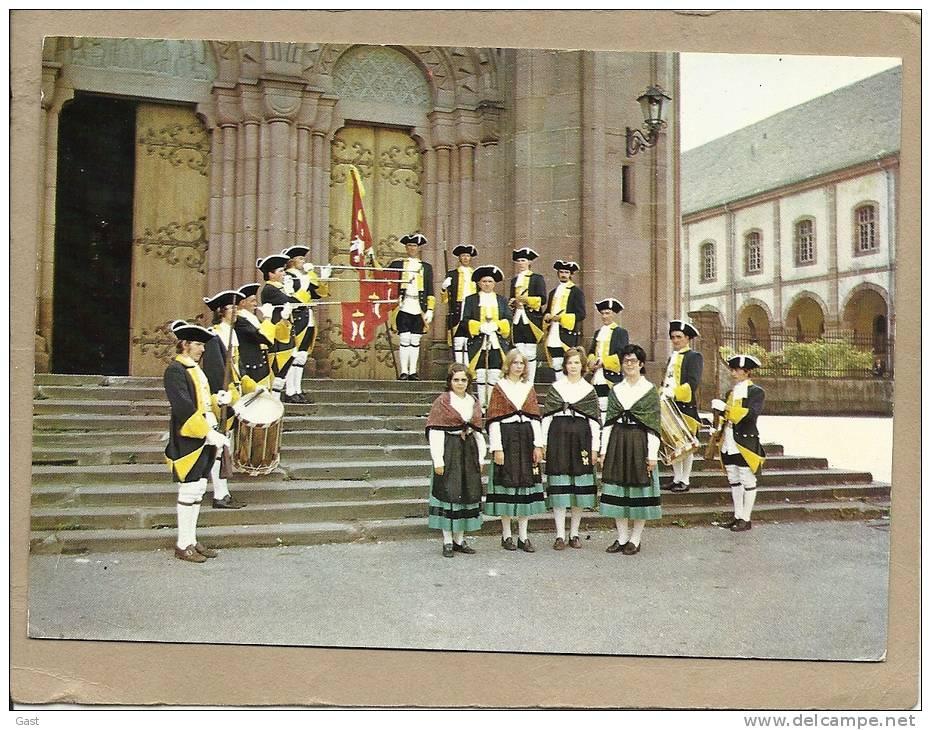 88  SENONES    RECONTITUTION HISTORIQUE DE LA GARDE DES PRINCES DE  SLAM - Senones