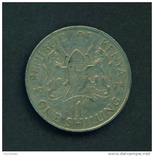 KENYA - 1975 1s Circ - Kenya