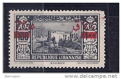 Lebanon1933-42: Yvert161 Mnh** - Great Lebanon (1924-1945)