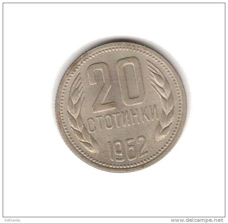 Bulgaria Lot Of Coins 5, 10, 20 And 50 Stotinki 1962 - Bulgaria
