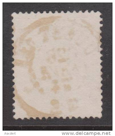 30  DC. - AMBULANT  OUEST III  1874-  2 X Scan Coba+15 - 1869-1883 Leopoldo II