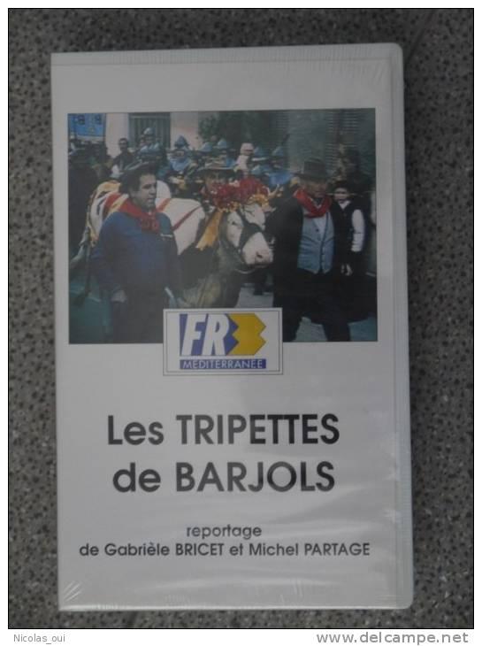 1992 LES TRIPETTES DE BARJOLS BRICET PARTAGE FR3 Sous Blister - Documentaires