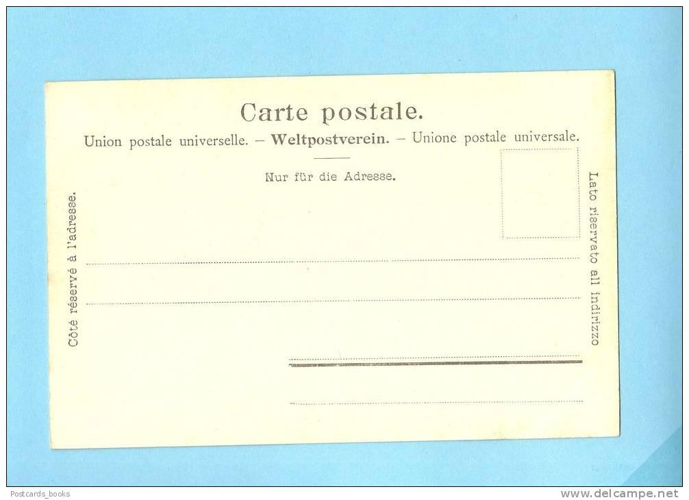GENEVE SUISSE Schweiz Svizzera - Marché De Coutance. Três Animé.Old Postcard - GE Ginevra