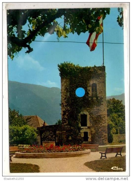 Alberville - Conflans   (3) : La Tour Sarrasine à Conflans - Albertville