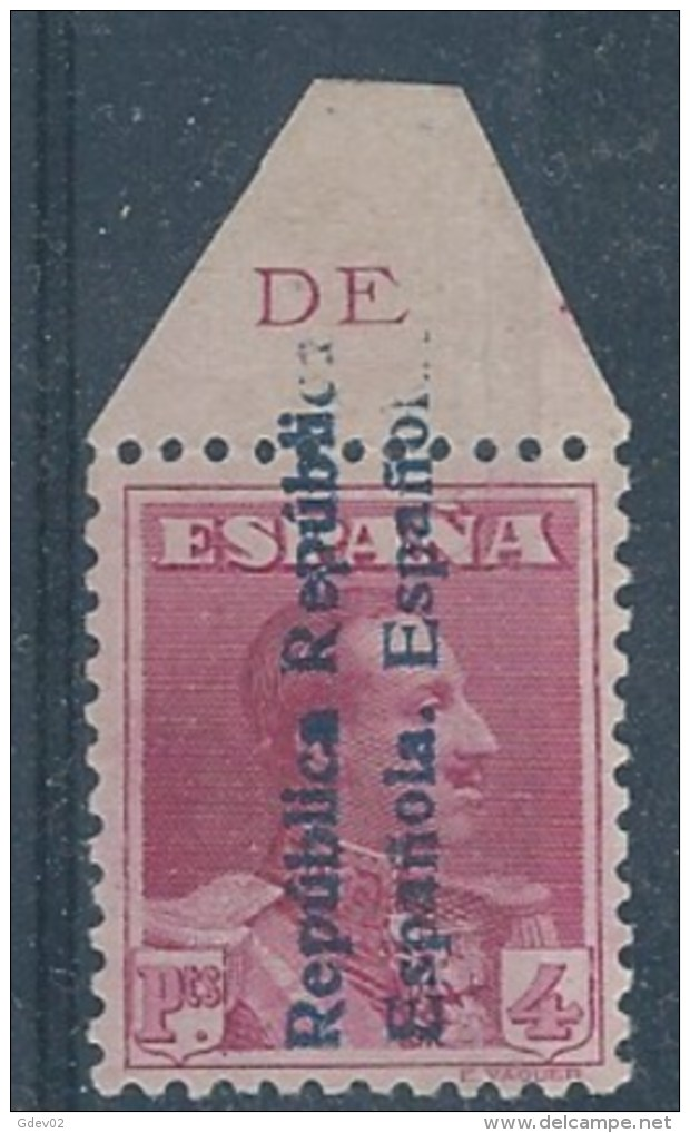 ESNE26-L990BTO.Espagne .NO EXPENDIDO.Spain.ALFONSO Xlll.1931.(Ed  NE.26**).sin Charnela..LUJO.. - Sellos