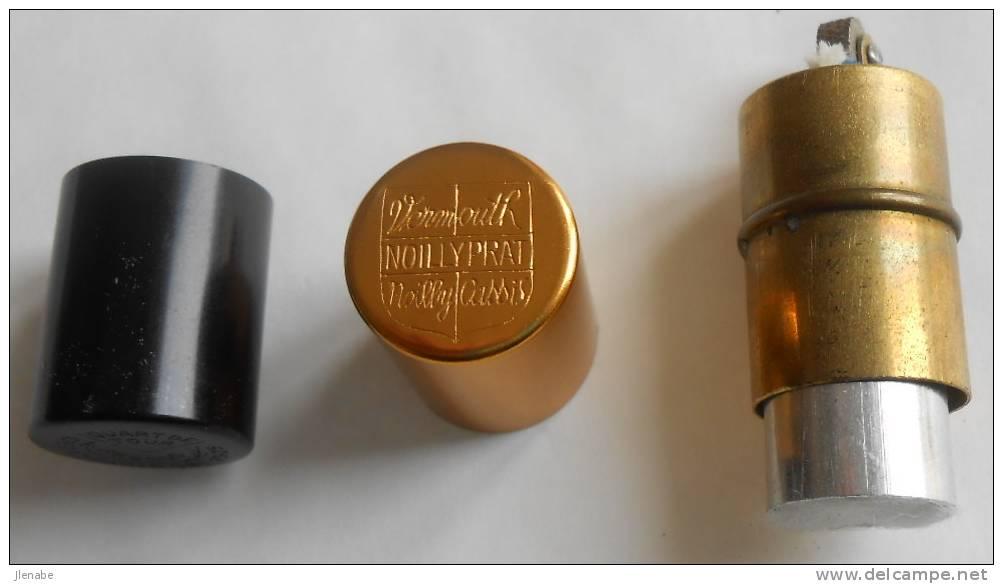 Briquet 60ies Publicitaire Noilly Prat - Lighters