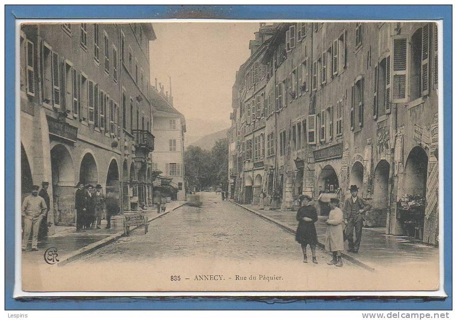 74 - ANNECY -- Rue Pâquier - Annecy