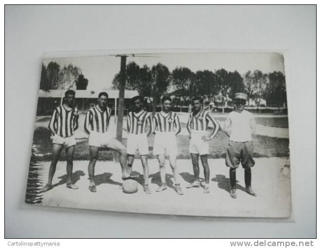 Fotografia  Campo Sportivo Orti Calciatori Militari 37° Fanteria Alessandria  1912 - Stadiums