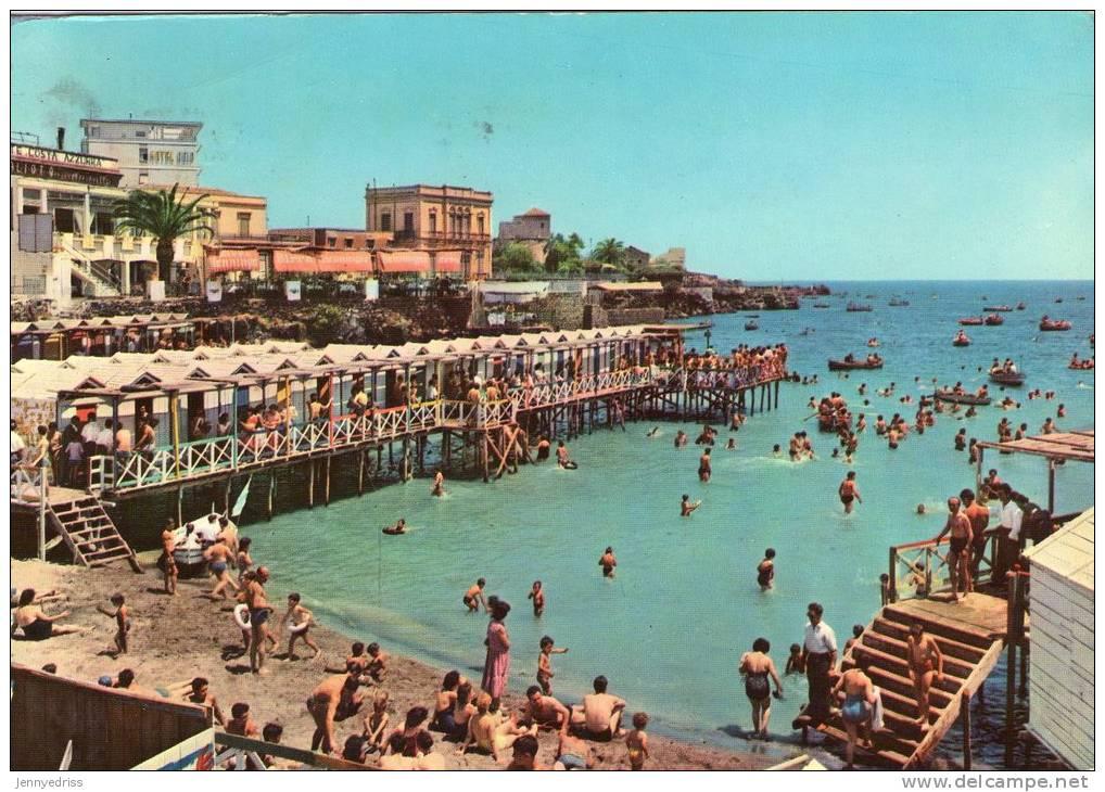 CATANIA , Ognina , Costa Azzurra  * - Catania