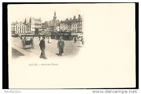 59 LILLE / Grand Place / - Lille