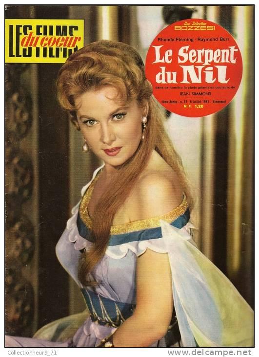 """Roman Photo """"les Films Du Coeur"""" - Non Classés"""