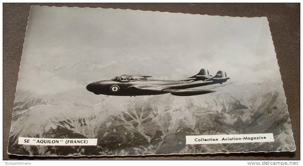 Collection Aviation Magazine -  SE AQUILON FRANCE - Avions