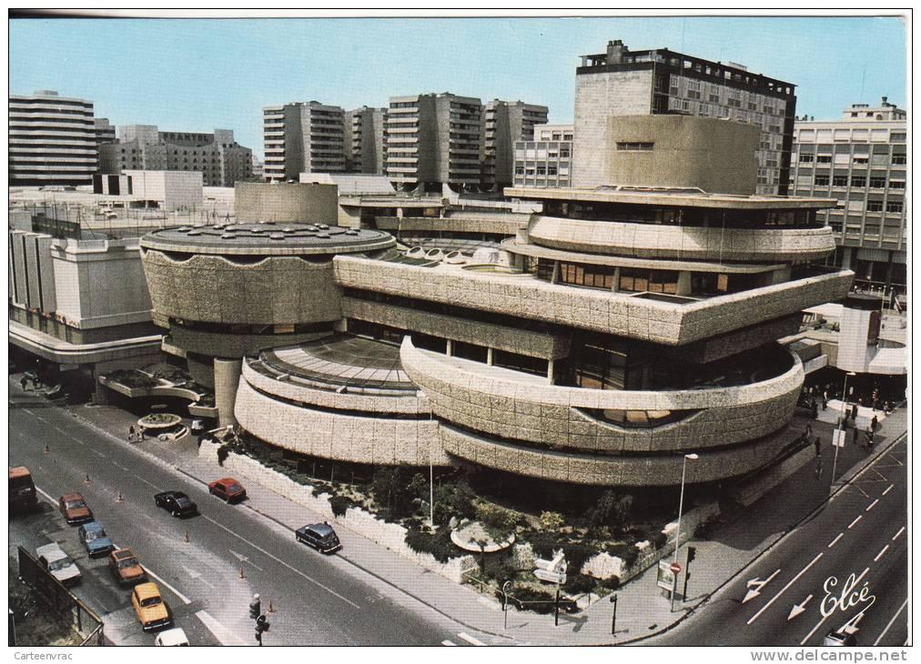 1513 Bordeaux Caisse D'épargne Et Centre Commercial Mériadeck - Bordeaux