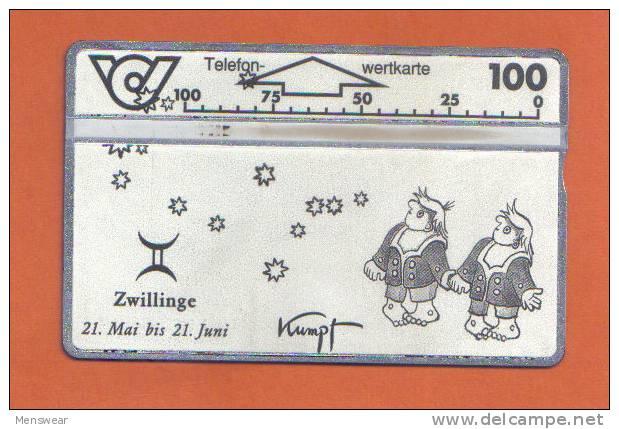AUSTRIA - 1993 RARE PHONECARD -  BACK NUMBER 302G29441 -  302G - Austria