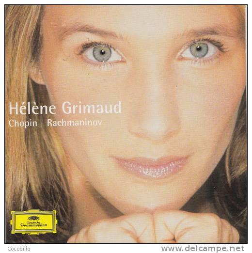 Hélène Grimaud - Rachmaninov - Chopin - Piano Sonata N° 2 - Klassik