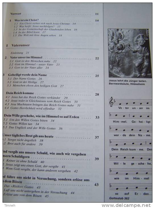 GRUNDRISS DES GLAUBENS Katholischer Katechismus Zum Unterrrichtswerk Zielfelder 1980 KÖSEL - Christianisme